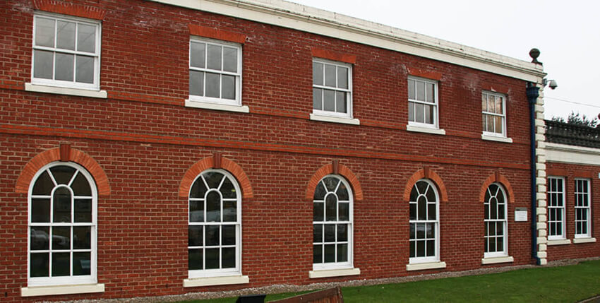 England Sliding sash windows